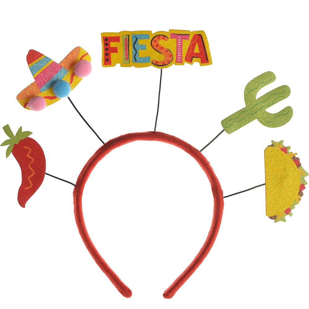 Glitter Fiesta Headband Image #1