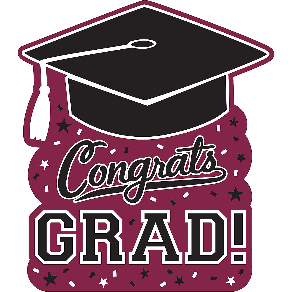 Berry Graduation Cutout Image #1