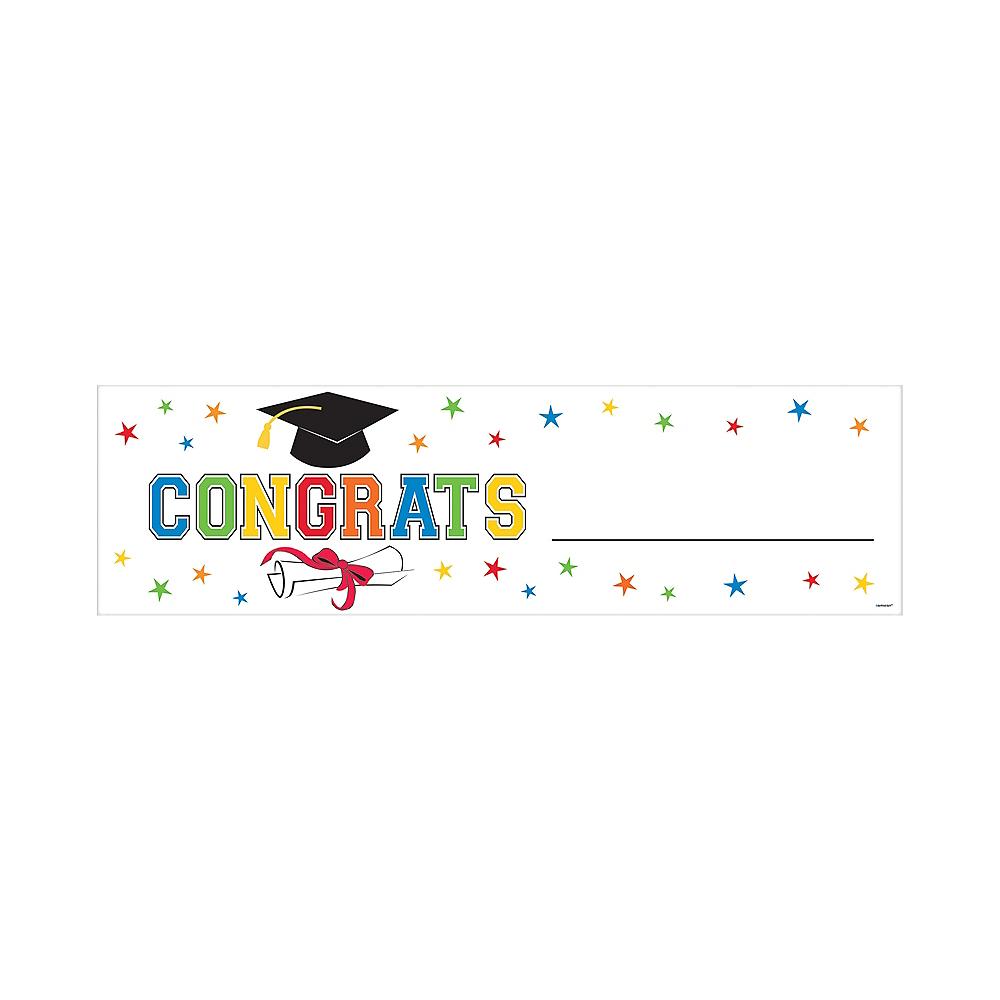 Congrats Graduation Banner Image #1