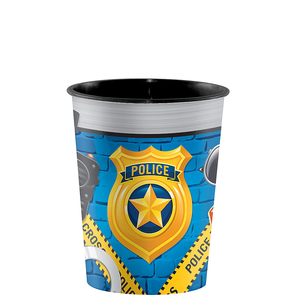 Nav Item for Police Favor Cup Image #1