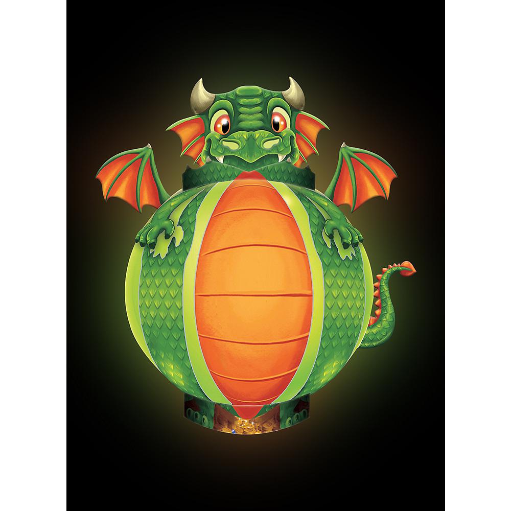 Illooms Light-Up Dragon LED Balloon Lantern Image #3