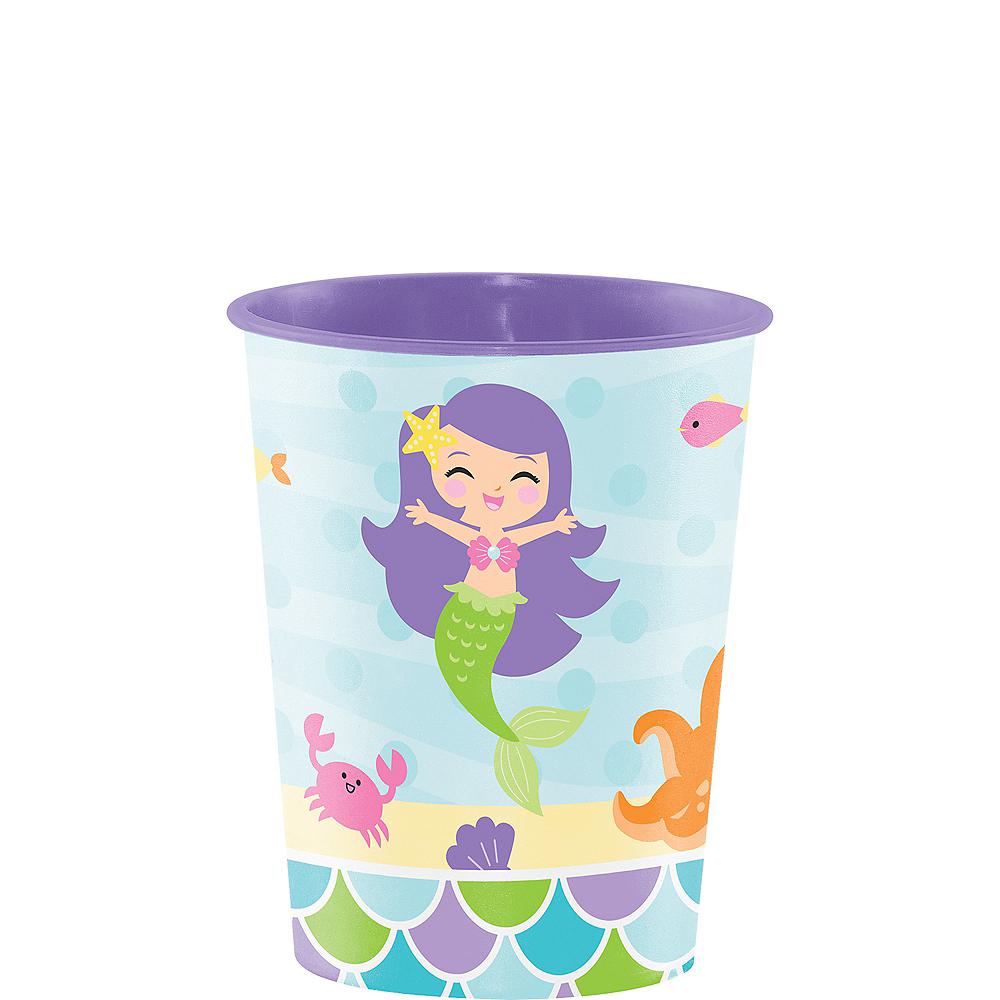 Friendly Mermaid Favor Cup Image #1