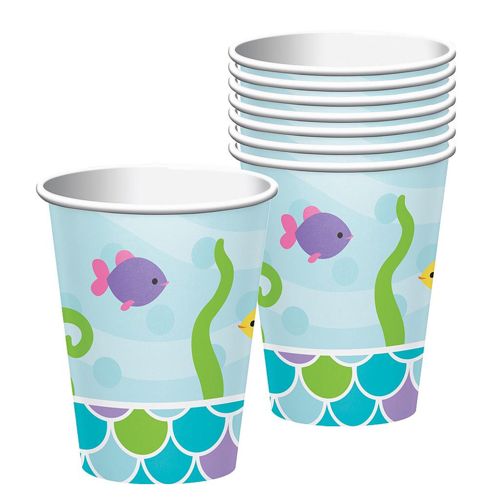 Mermaid Tableware Kit for 16 Guests Image #5