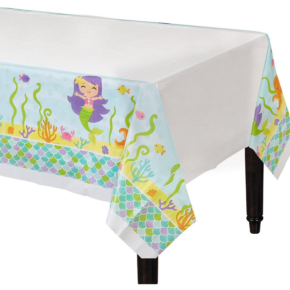 Mermaid Tableware Kit for 16 Guests Image #6