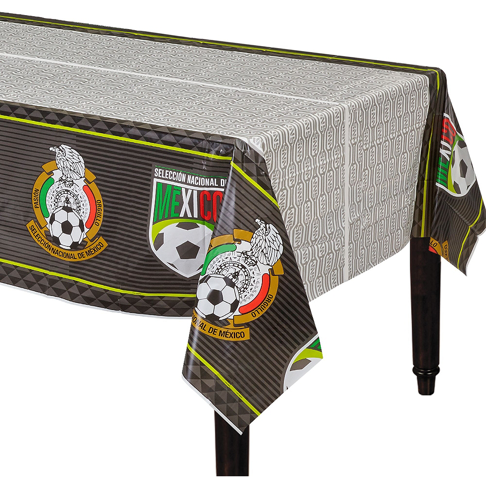Mexico National Team Basic Party Kit for 16 Guests Image #7