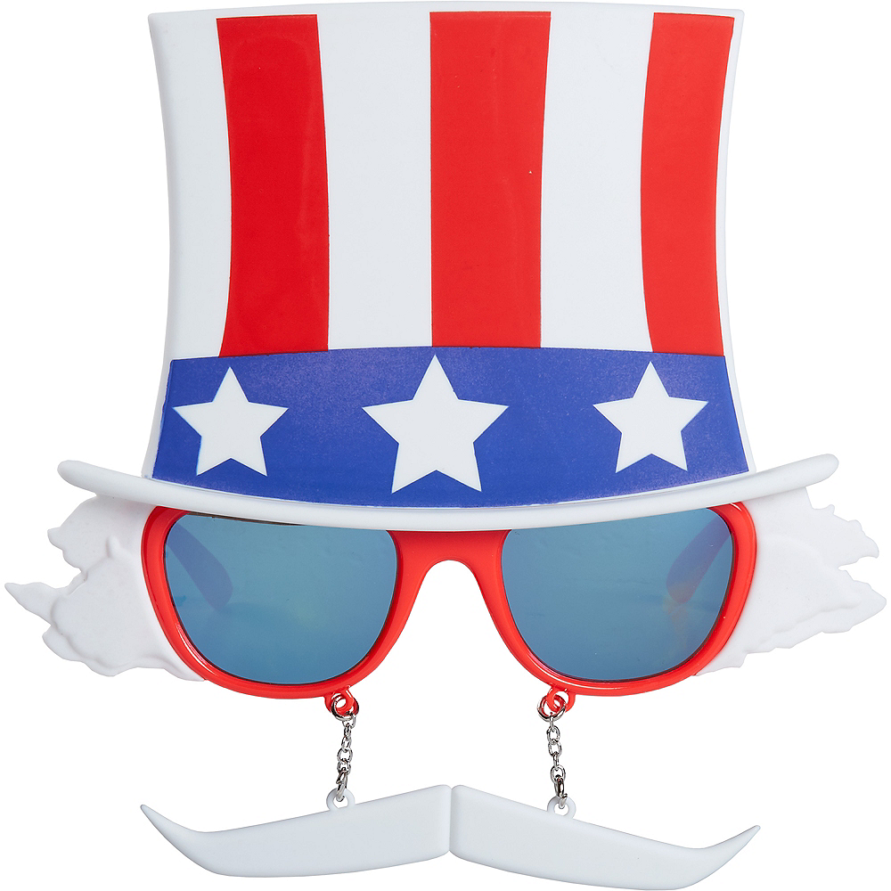 Uncle Sam Sunglasses Image #1