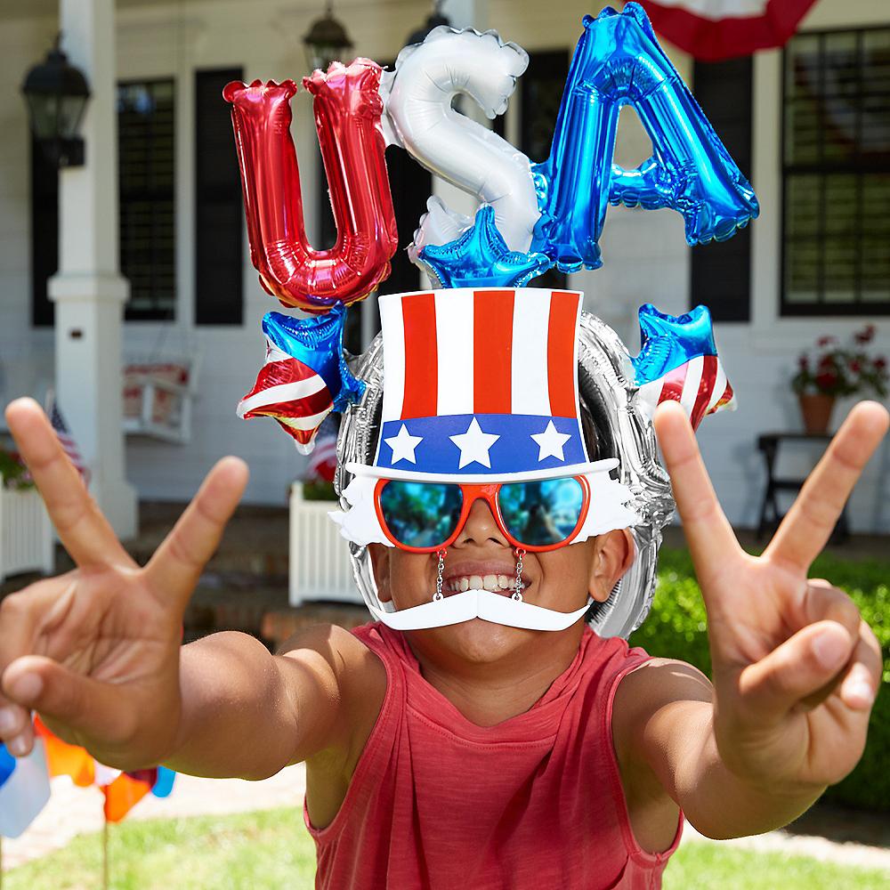 Uncle Sam Sunglasses Image #2