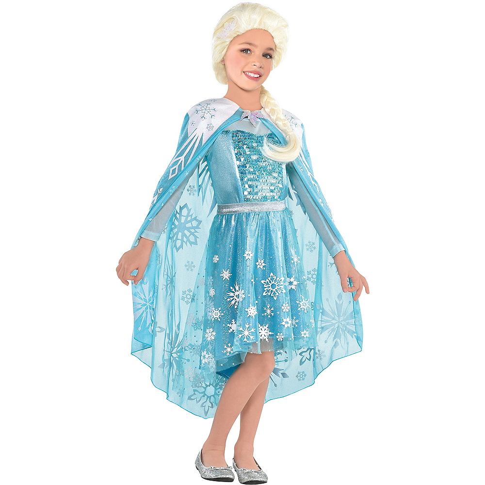 Nav Item for Elsa Cape - Frozen Image #1