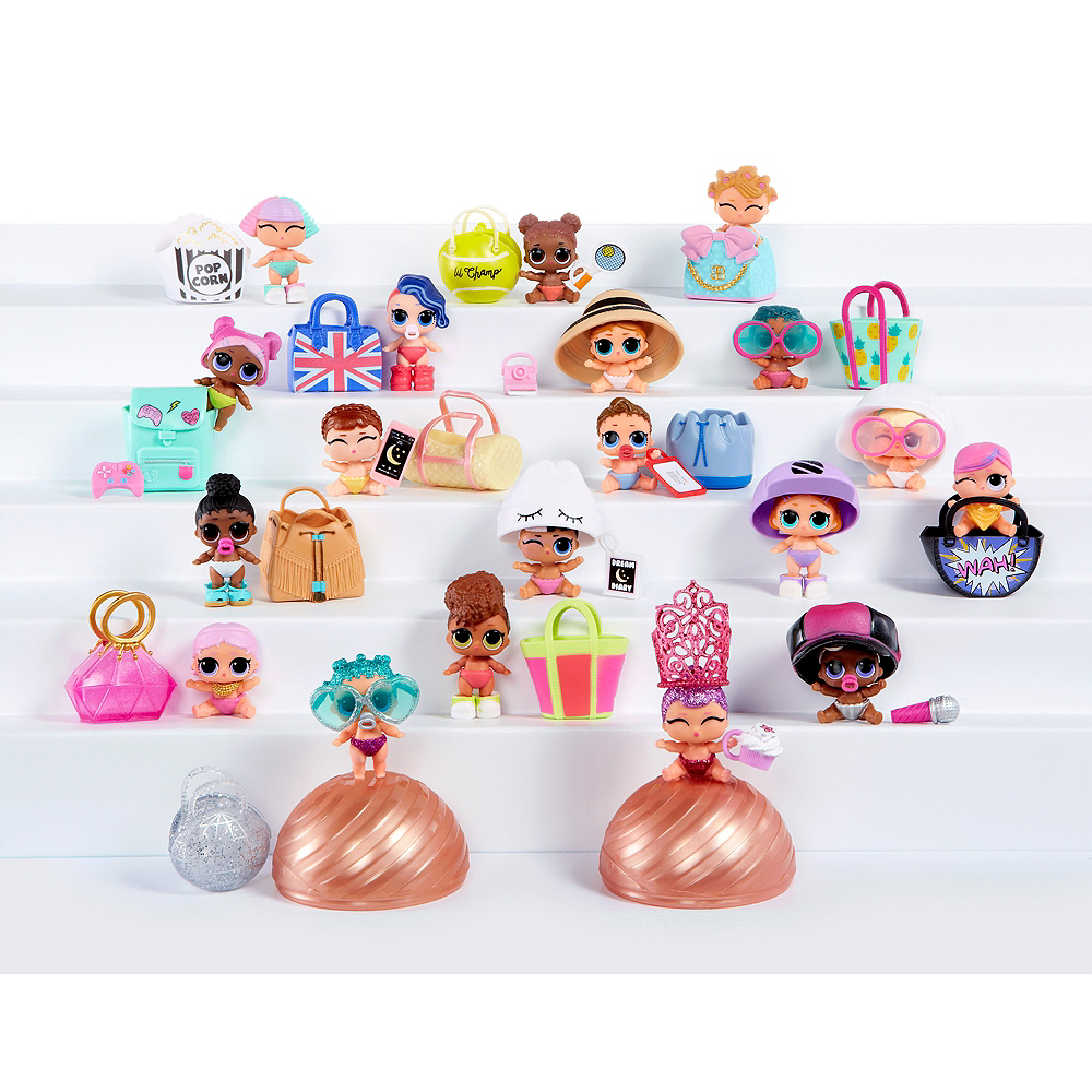 L O L Surprise Lil Sisters Series 3 Mystery Pack Party City
