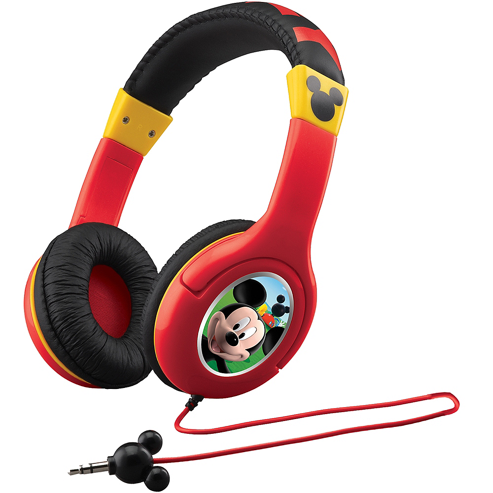 Mickey Mouse Headphones Image #1