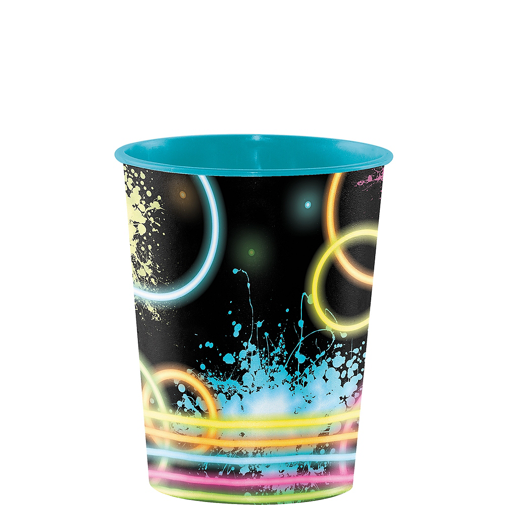 Neon Party Favor Cup Image #1
