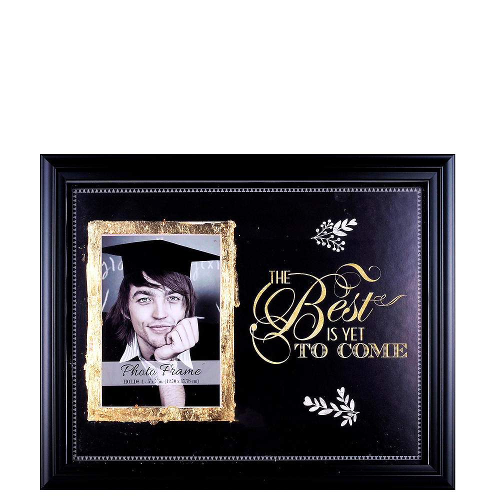 Best Is Yet To Come Graduation Photo Frame Image #1