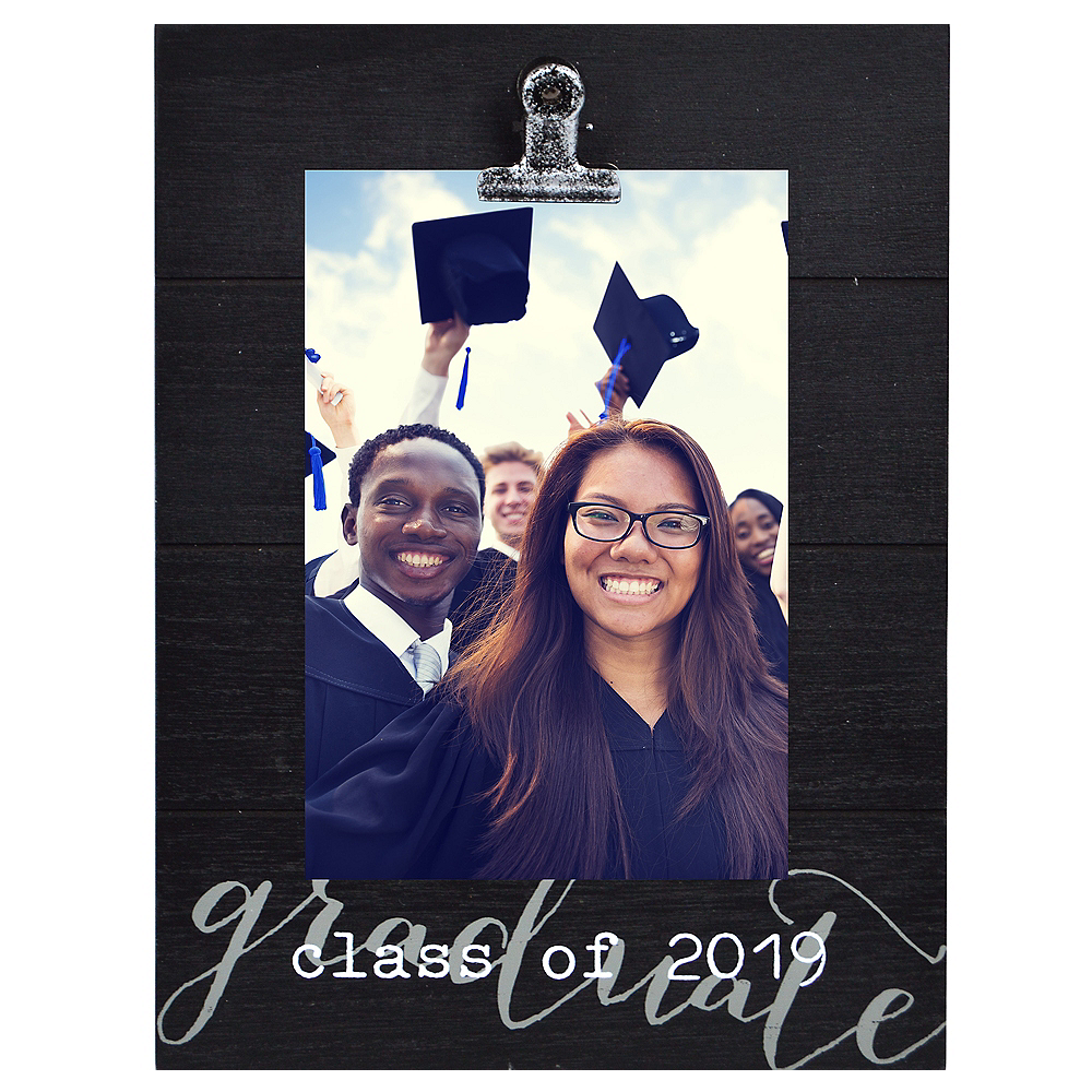 Class of 2019 Graduation Clipboard Photo Frame Image #1
