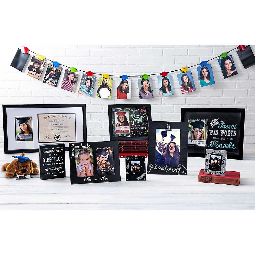 Class of 2019 Graduation Clipboard Photo Frame Image #2