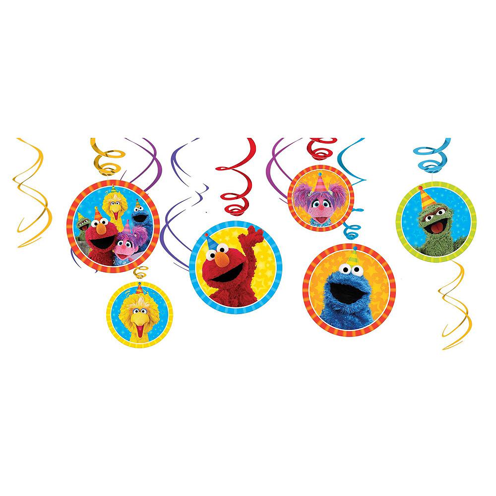 Sesame Street Tableware Ultimate Kit for 24 Guests Image #9