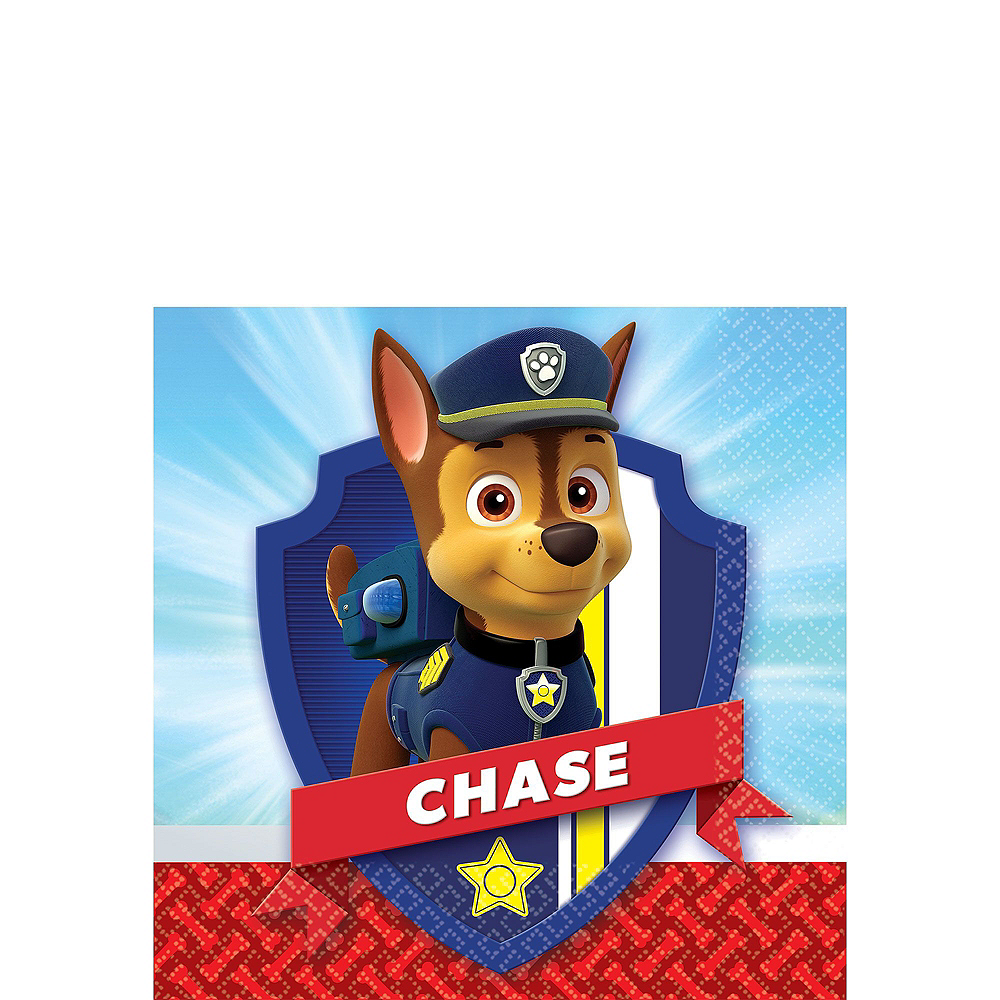 Paw Patrol Tableware Party Kit for 16 Guests Image #8