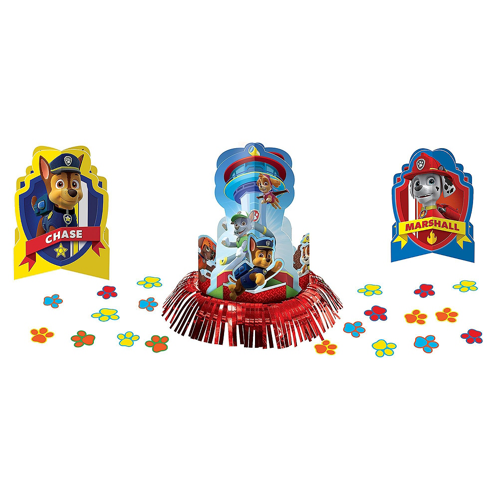 Paw Patrol Tableware Party Kit for 16 Guests Image #10