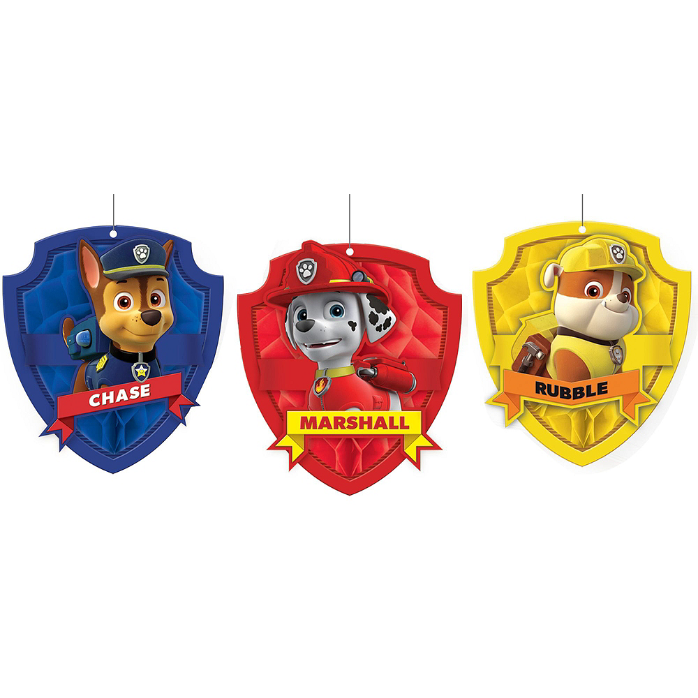 PAW Patrol Tableware Ultimate Kit for 24 Guests Image #9