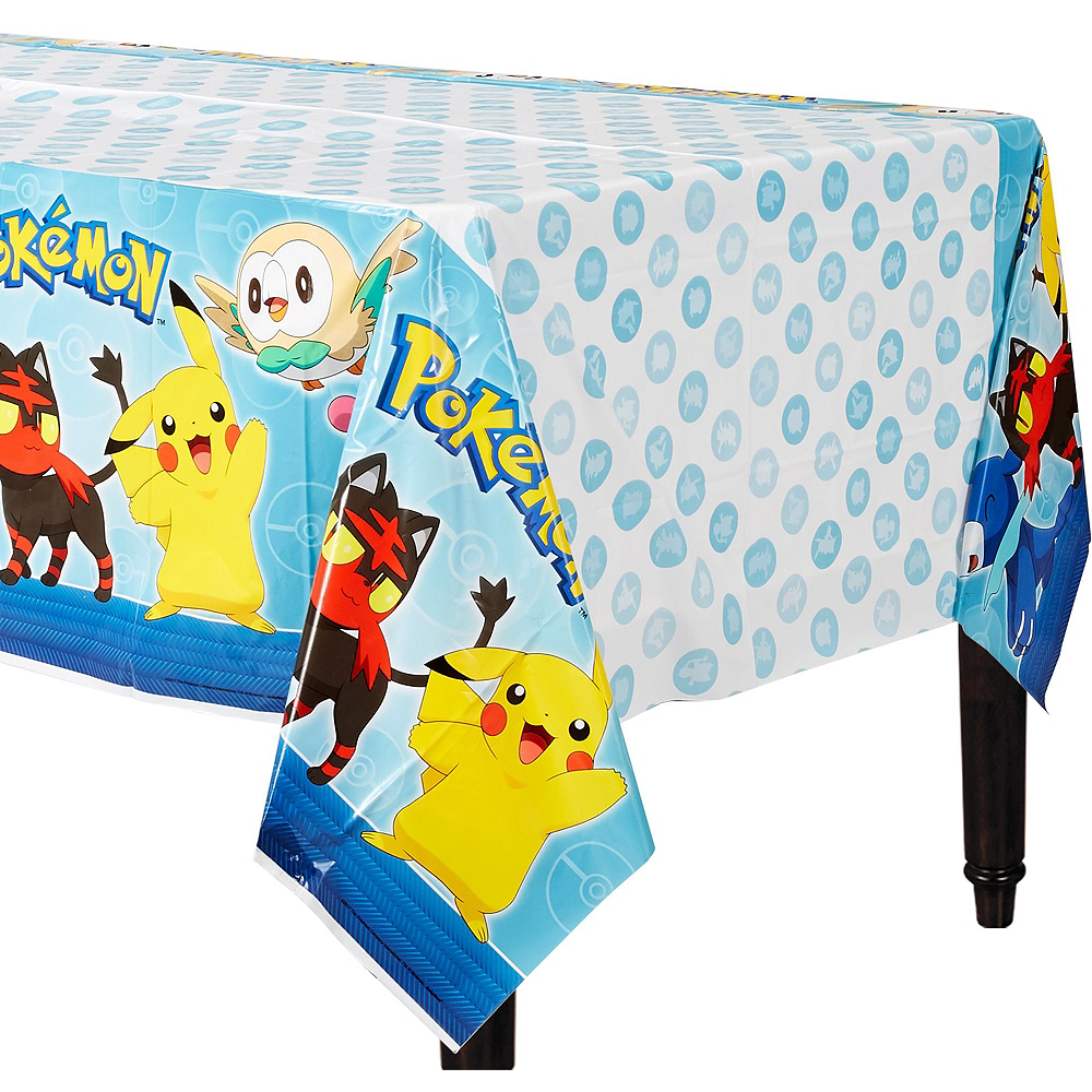Pokemon Tableware Party Kit for 24 Guests Image #9