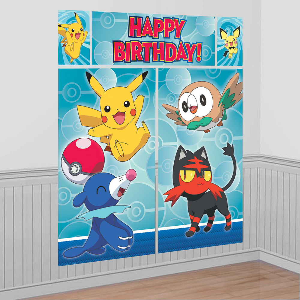 Pokemon Tableware Ultimate Kit for 24 Guests Image #13