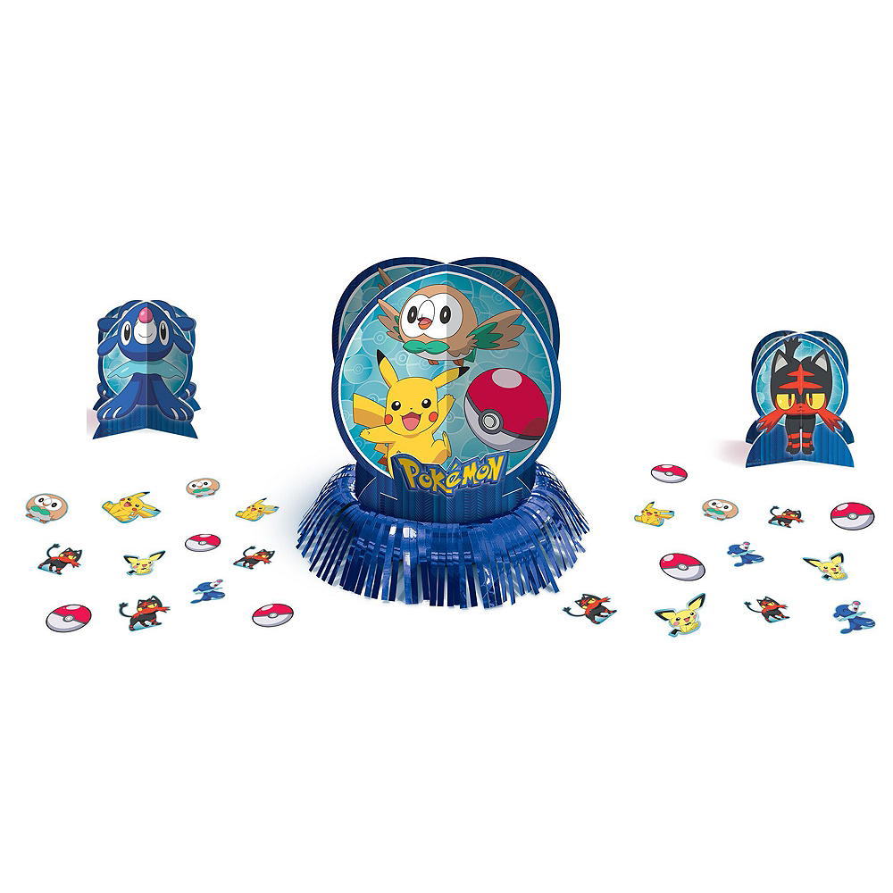 Pokemon Tableware Ultimate Kit for 24 Guests Image #18