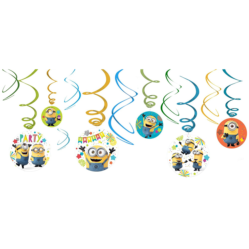 Minions Tableware Ultimate Kit for 16 Guests Image #9