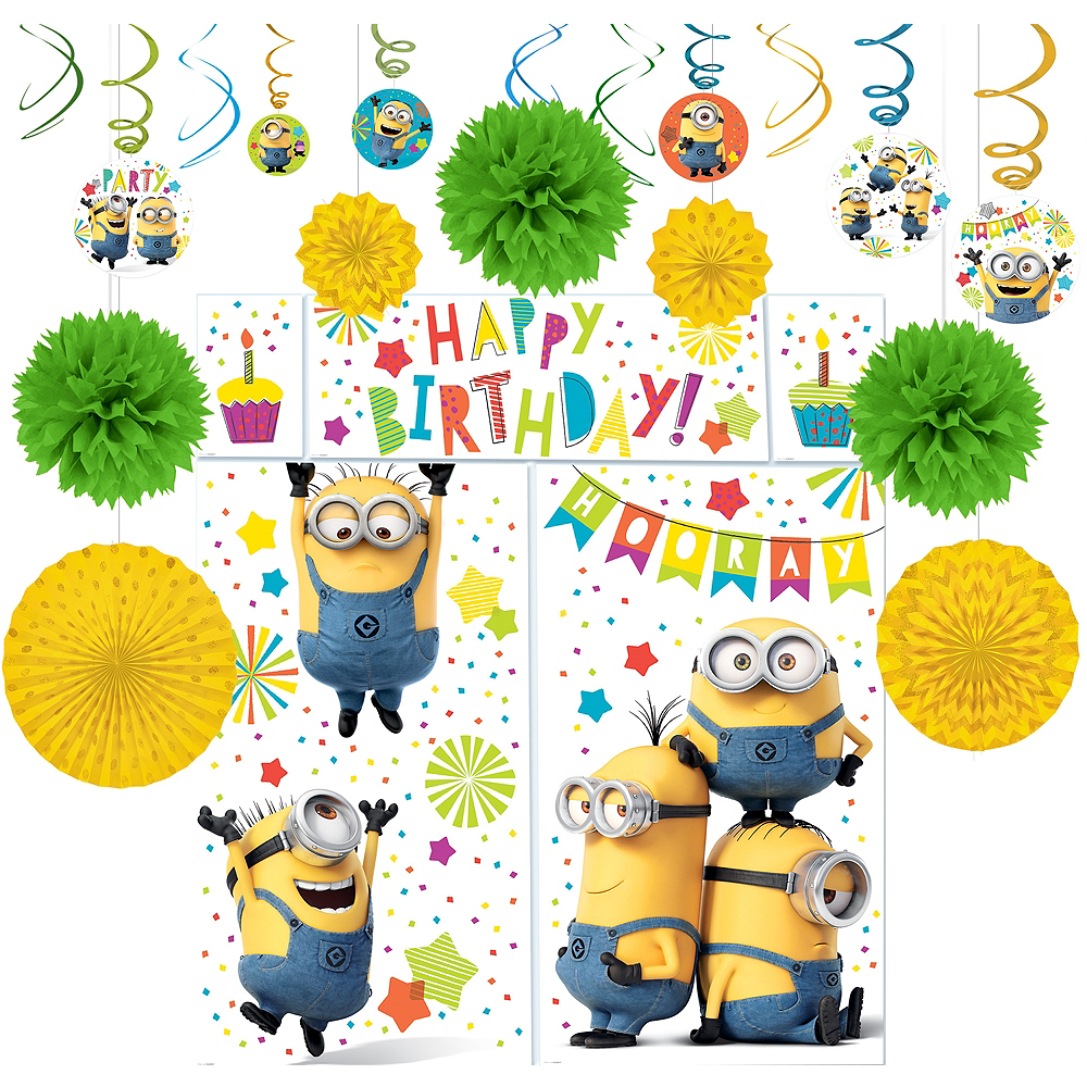 Minions Decorating Kit Image #1