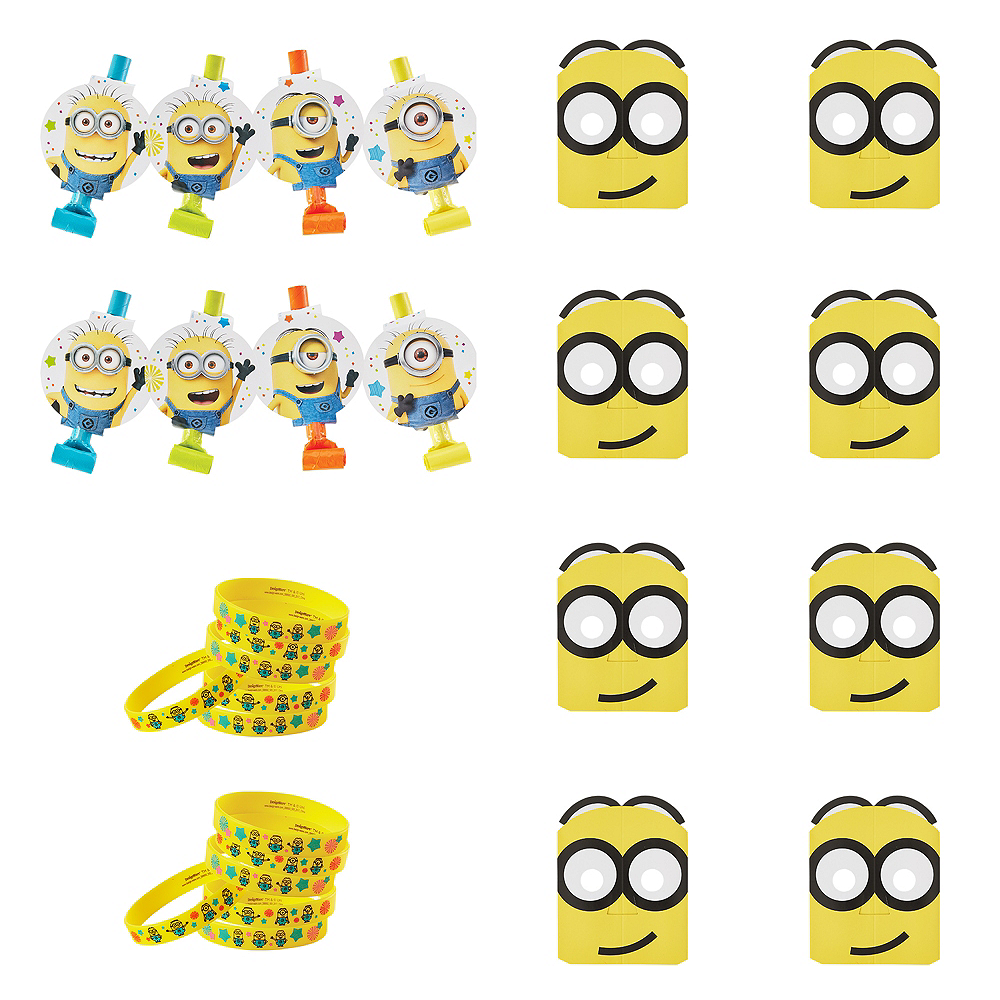 Minions Accessories Kit Image #1