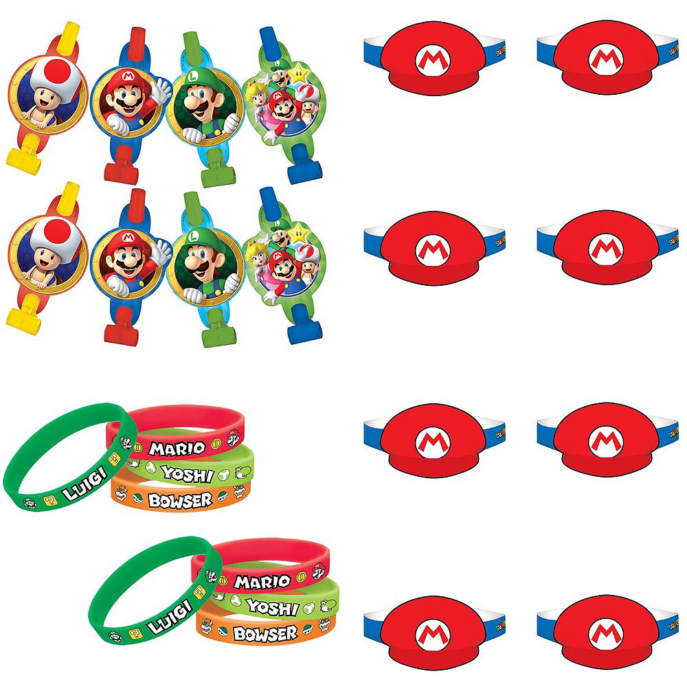 Super Mario Accessories Kit Image #1