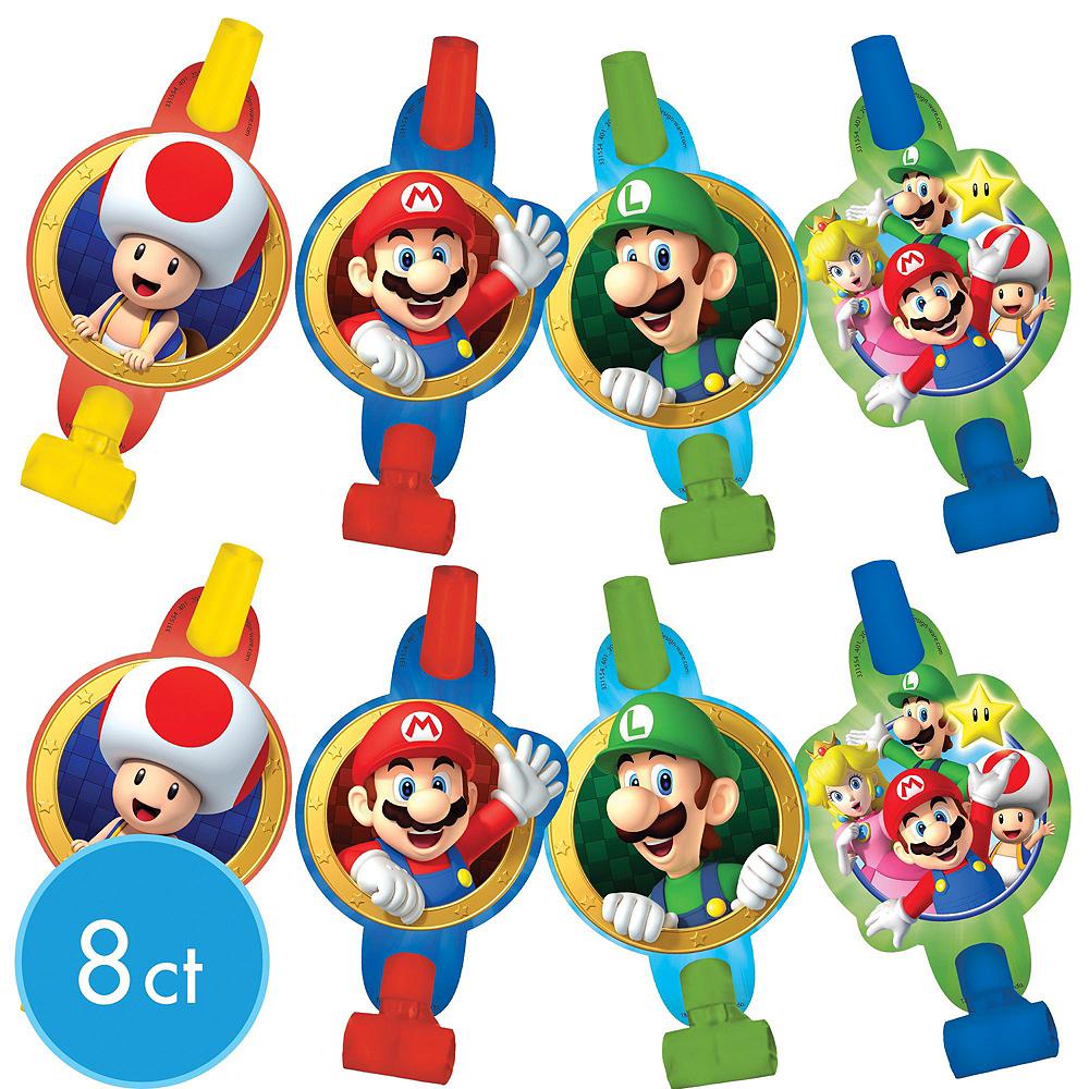 Super Mario Accessories Kit Image #2