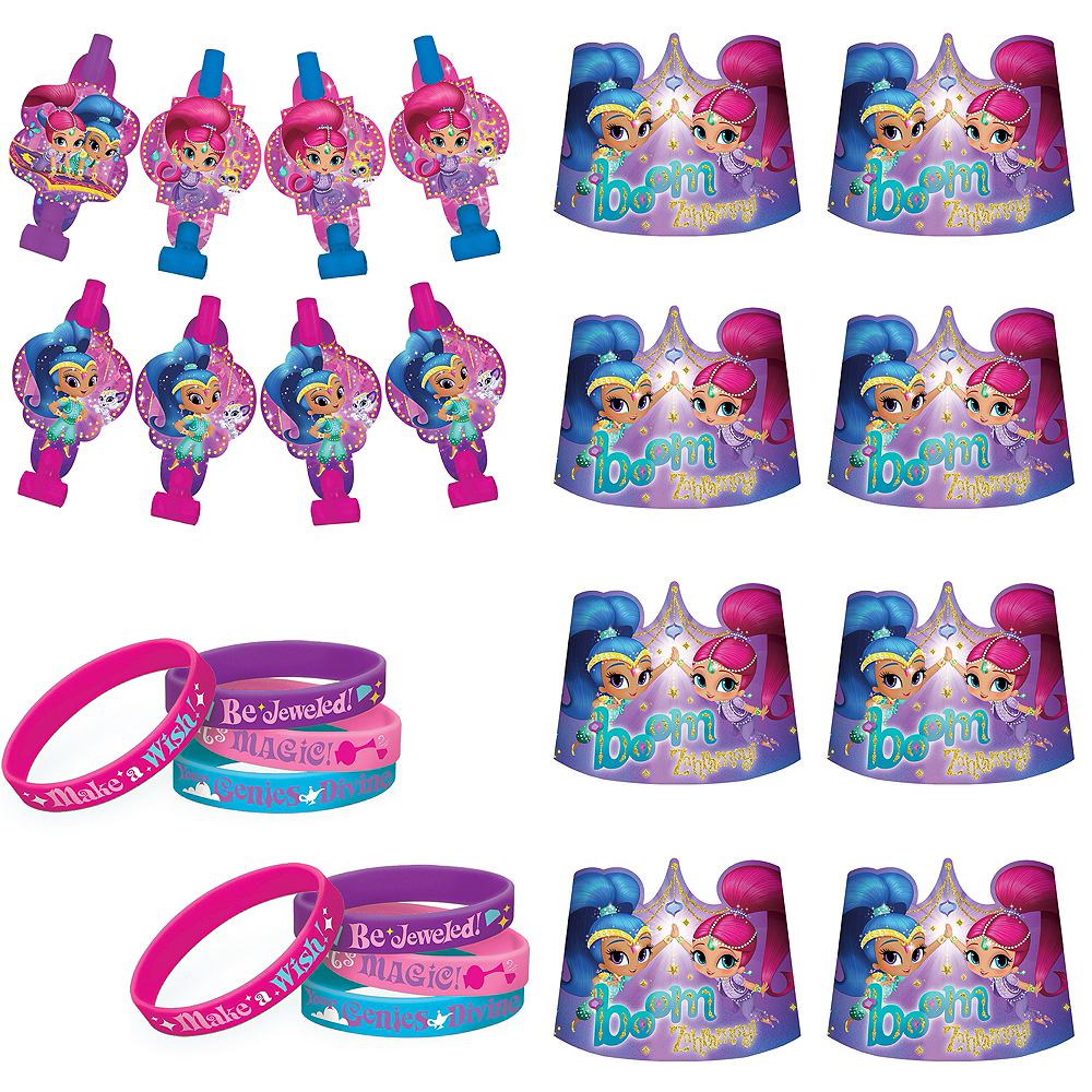 Shimmer and Shine Accessories Kit Image #1