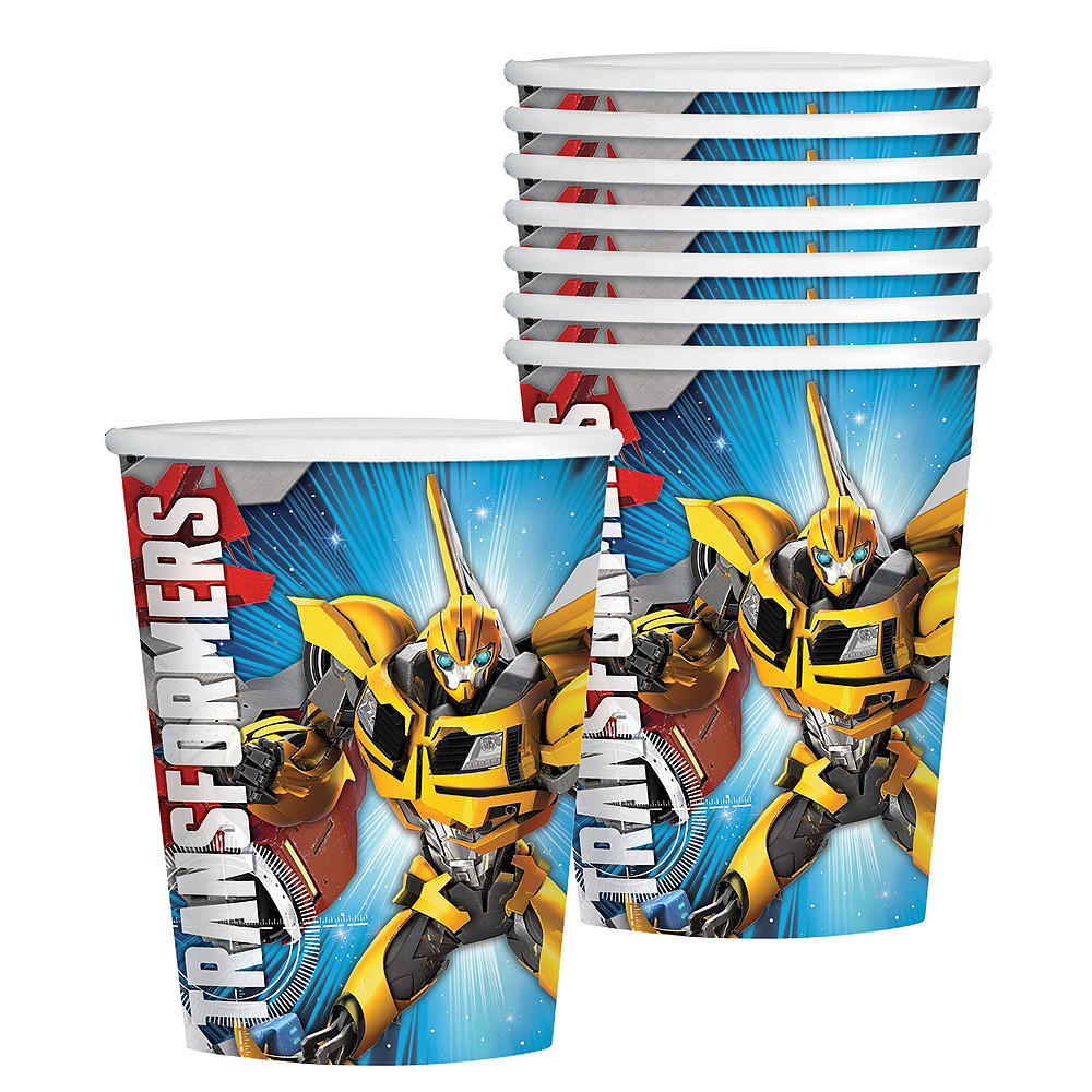 Transformers Tableware Party Kit for 16 Guests Image #6