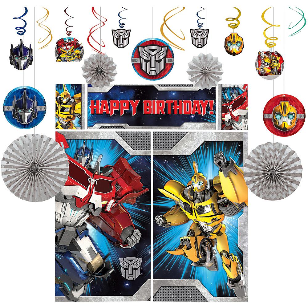 Transformers Decorating Kit Image #1