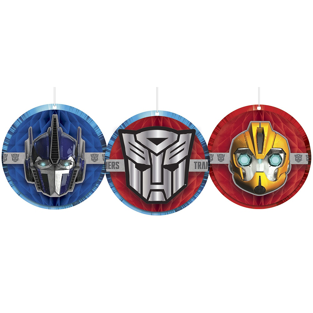 Transformers Decorating Kit Image #2