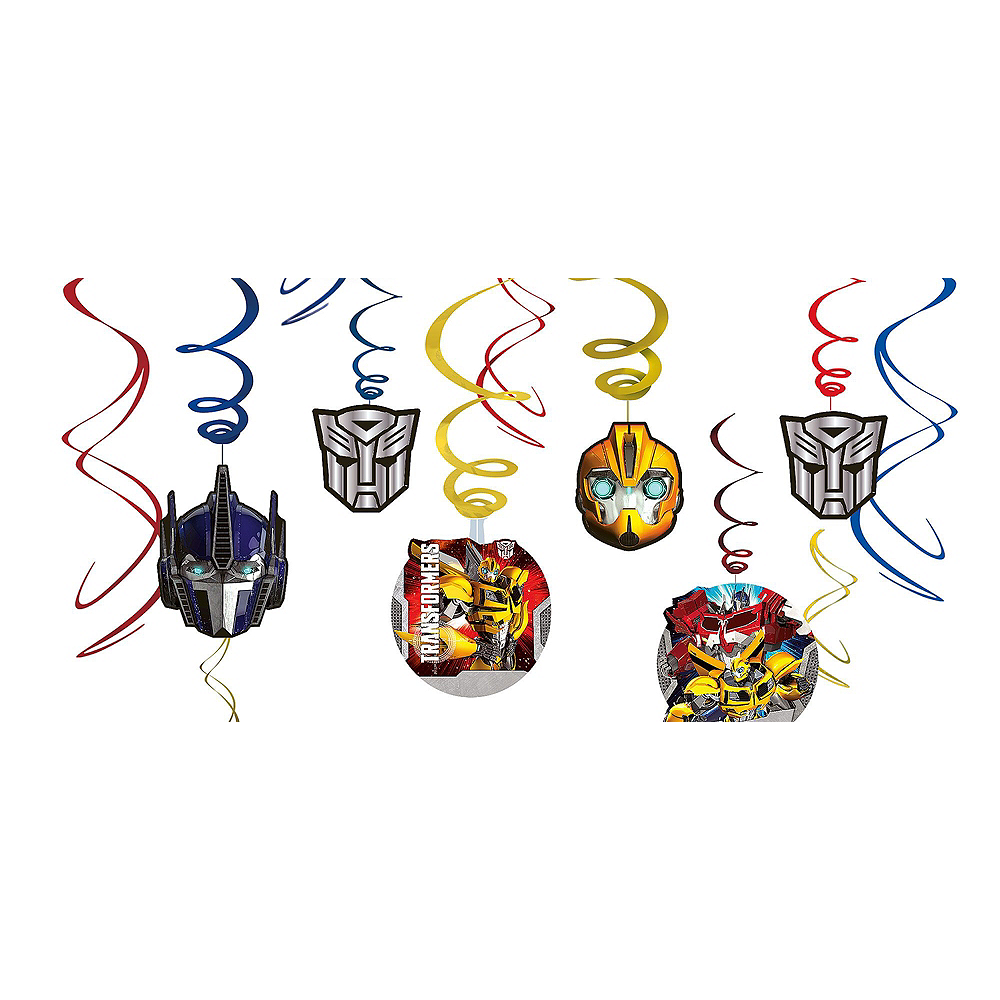 Transformers Decorating Kit Image #3