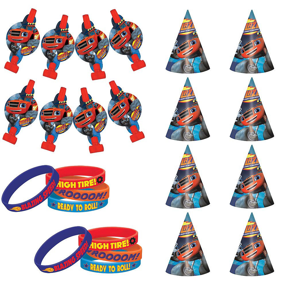 Blaze and the Monster Machines Accessories Kit Image #1