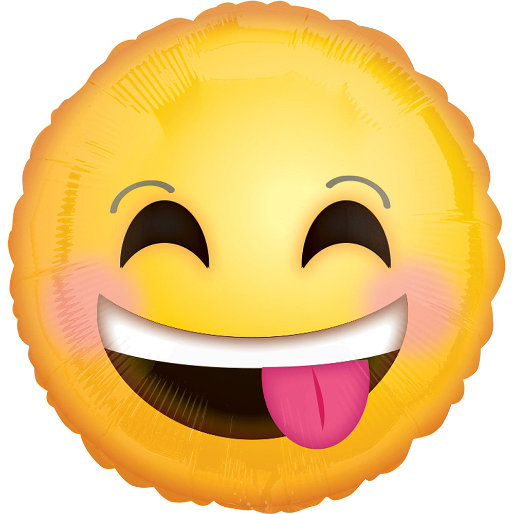 Smiley Balloon Kit Image #3