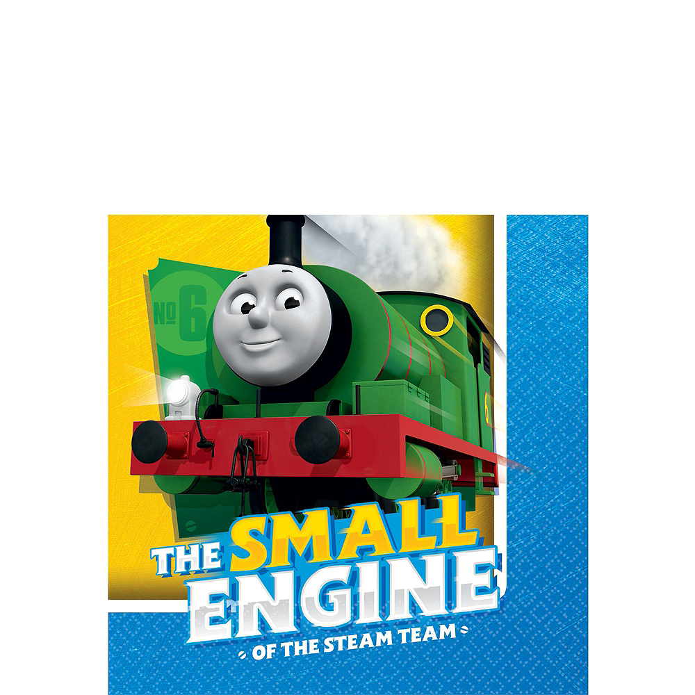 Thomas The Tank Engine Tableware Party Kit for 8 Guests Image #4