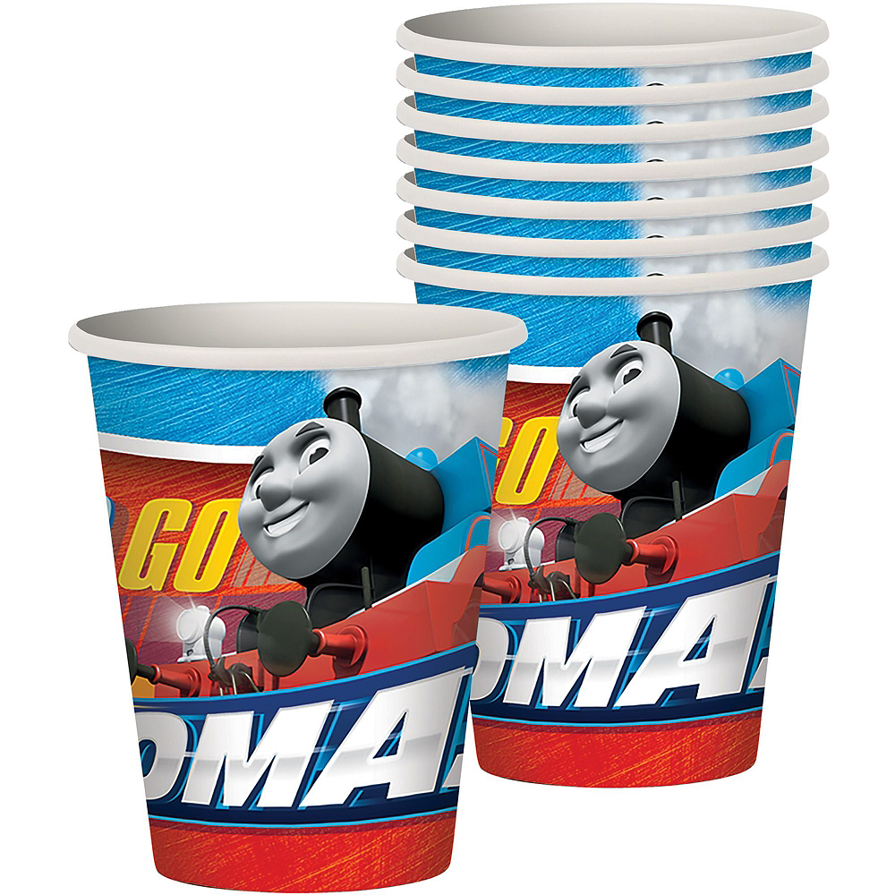 Thomas The Tank Engine Tableware Ultimate Kit for 16 Guests Image #6