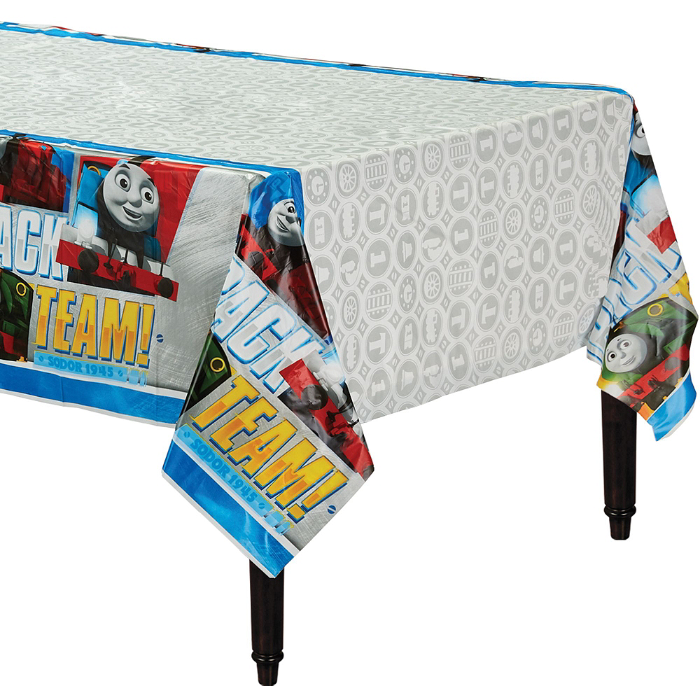 Thomas The Tank Engine Tableware Ultimate Kit for 16 Guests Image #8