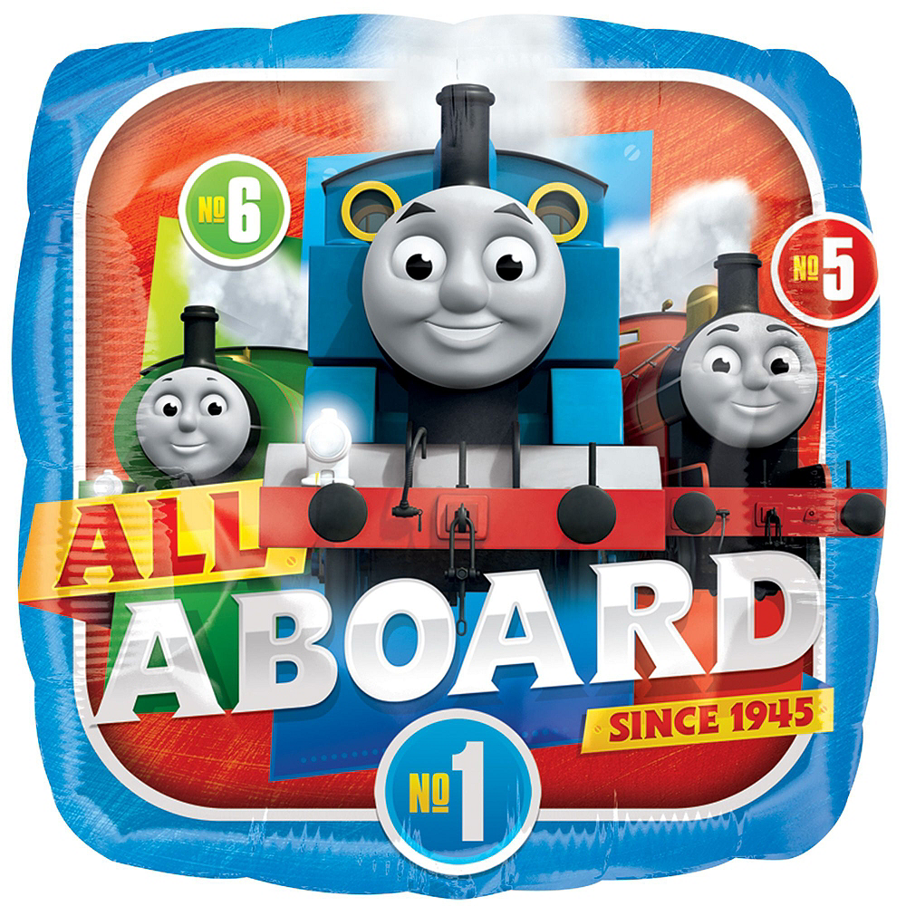 Thomas The Tank Engine Tableware Ultimate Kit for 16 Guests Image #12