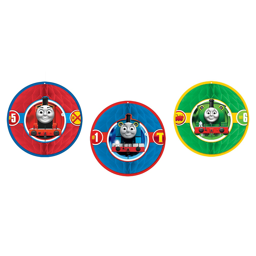 Thomas The Tank Engine Tableware Ultimate Kit for 24 Guests Image #16