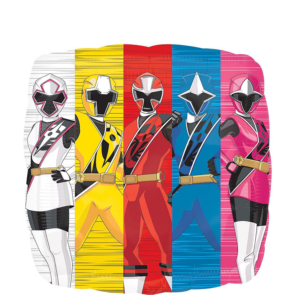 Power Rangers Ninja Steel Tableware Ultimate Kit for 16 Guests Image #14