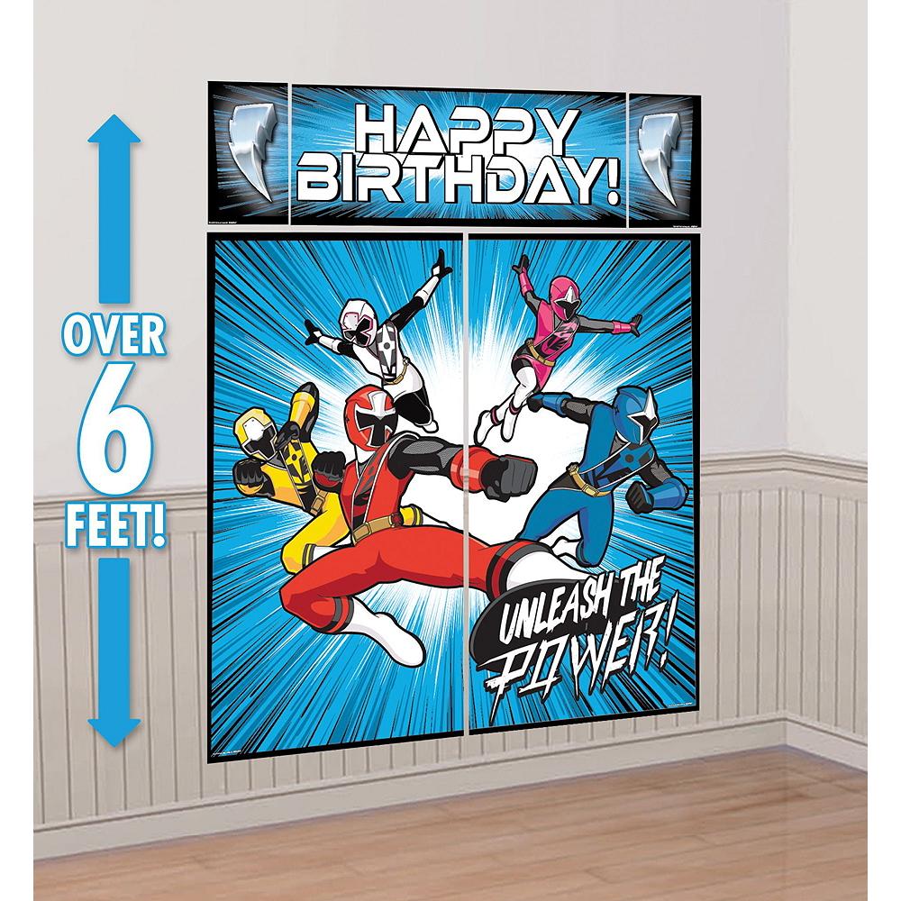 Power Rangers Ninja Steel Decorating Kit Image #3