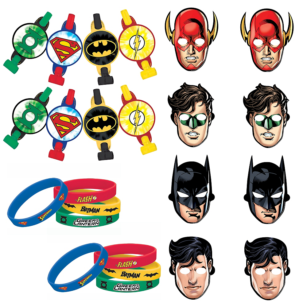 Justice League Accessories Kit Image #1