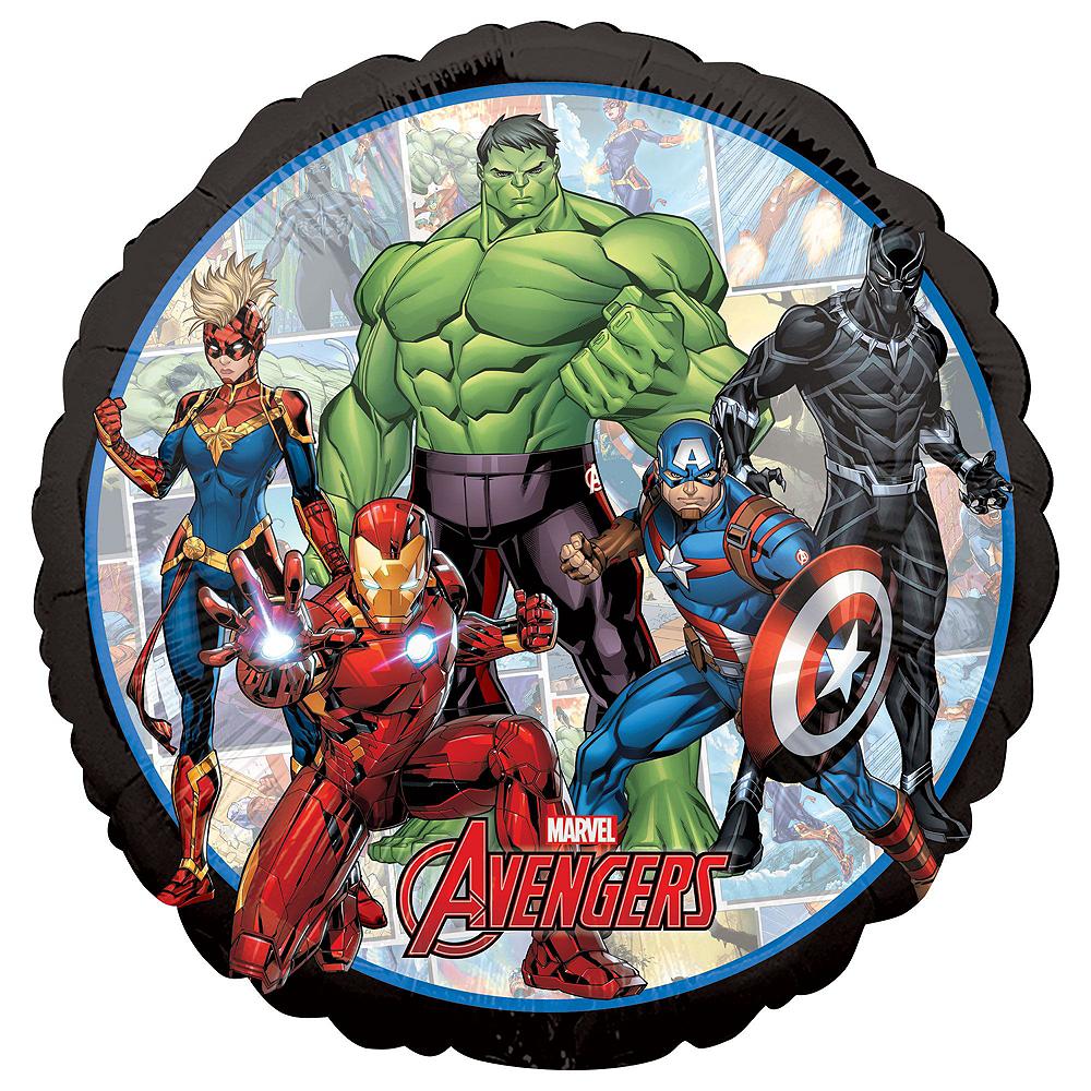 Avengers Balloon Kit Image #3