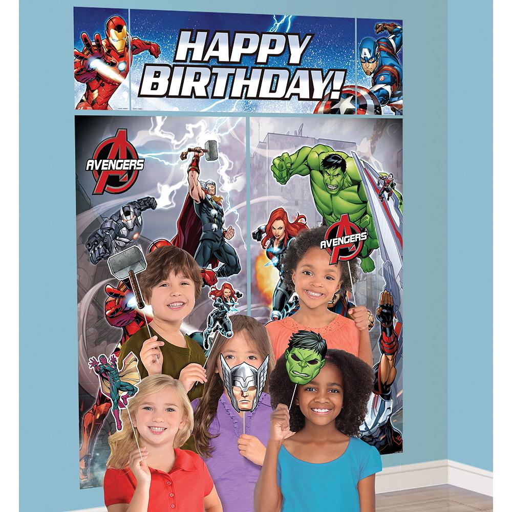 Avengers Decorating Kit Image #2