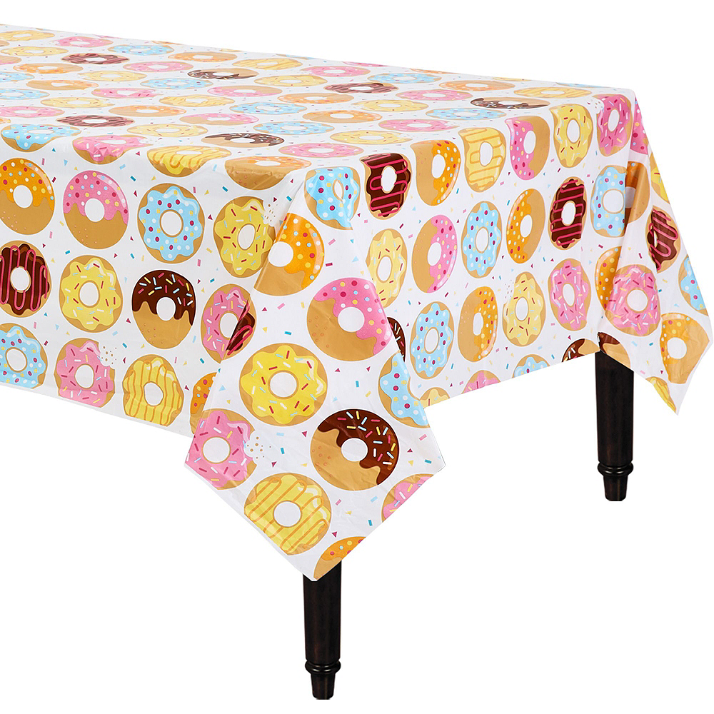 Donut Tableware Party Kit for 16 Guests Image #7