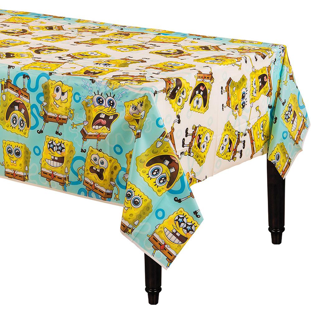SpongeBob Tableware Party Kit for 24 Guests Image #8