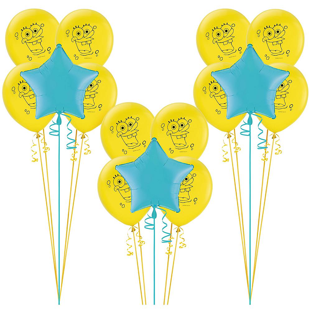 SpongeBob Balloon Kit Image #1